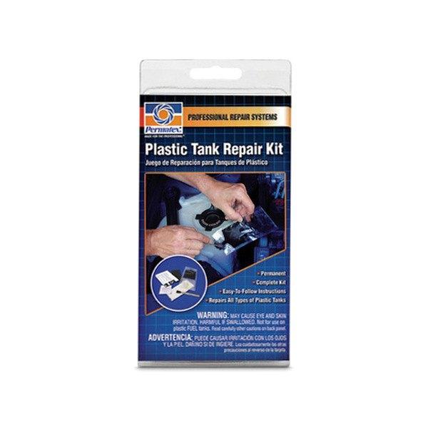 permatex 09100 plastic tank repair kit. Black Bedroom Furniture Sets. Home Design Ideas