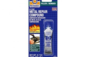 Permatex® - Hi-Temp Metal Repair Compound