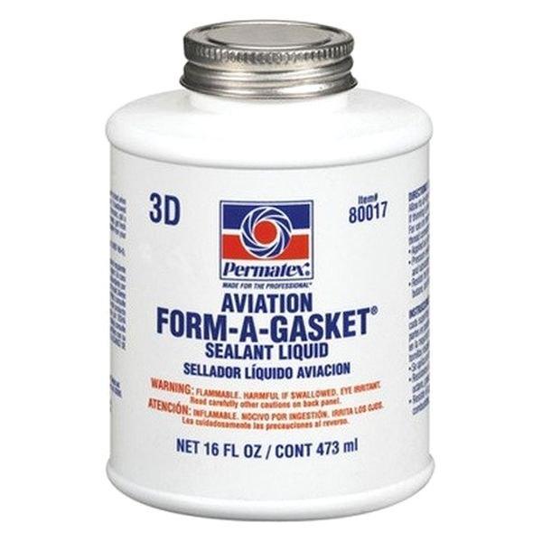 Permatex® 80017 - Aviation Form-A-Gasket™ No. 3 Sealant Liquid