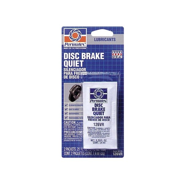 Permatex® - Disc Brake Quiet