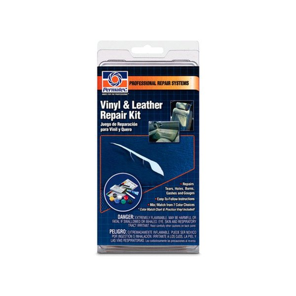 Permatex® - Vinyl and Leather Repair Kit