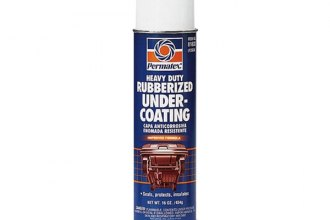 Permatex® - Heavy-Duty Rubberized Undercoating