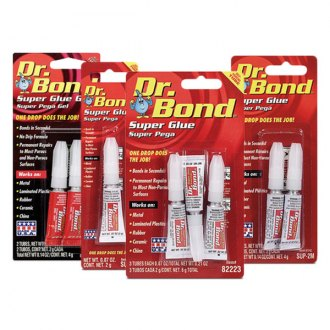 Permatex® - Dr. Bond™ Super Glue