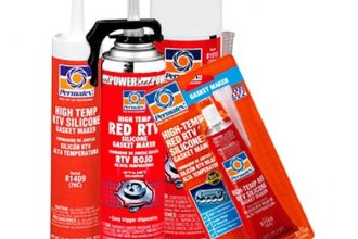 Permatex® - High-Temp Red RTV Silicone Gasket