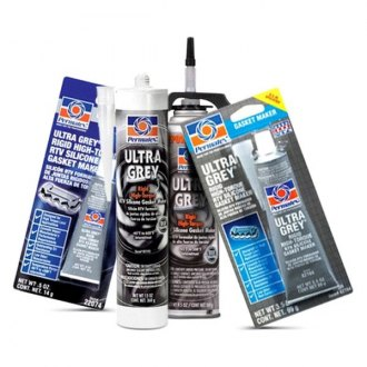 Permatex® - Ultra Gray™ Rigid High-Torque RTV Silicone Gasket Maker