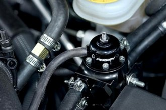 Perrin Performance® - Fuel Pressure Regulator Kit