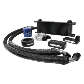 PERRIN Performance® - Oil Cooler Kit