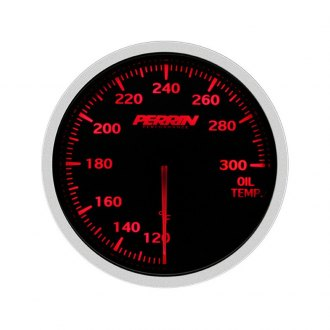 PERRIN Performance® - 60mm Oil Temperature Gauge