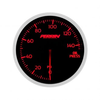 PERRIN Performance® - 60mm Oil Pressure Gauge