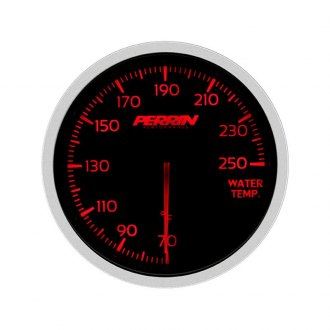 PERRIN Performance® - 60mm Water Temperature Gauge