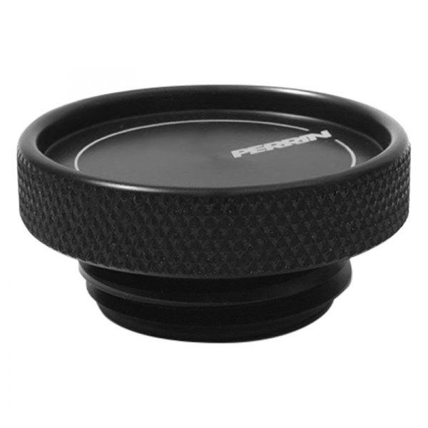 PERRIN PSP-ENG-711BK OIL FILL CAP ROUND BLACK