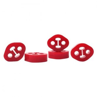 PERRIN Performance® - 12mm Polyurethane Exhaust Hangers