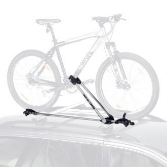 Perrycraft® - Racer Roof Mount Bike Rack (For most OEM Crossbars)
