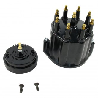 PerTronix® - Custom Flame-Thrower™ Billet Distributor Cap and Rotor