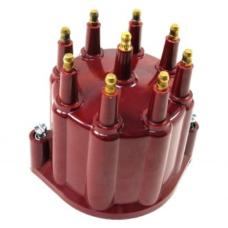 PerTronix® - Flame-Thrower™ Red Distributor Cap