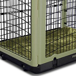 Pet Gear The Other Door Steel Crate With Fleece Pad For Cats And