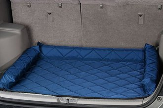 Image may not reflect your exact vehicle! Pet Pad® - Bright Blue Cargo Protector