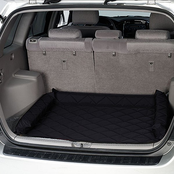 Image may not reflect your exact vehicle! Pet Pad® - Charcoal Cargo Protector