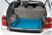 Image may not reflect your exact vehicle! Pet Pad® - Teal Cargo Protector