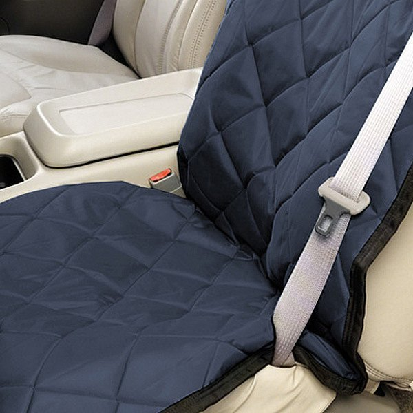 Canine Covers Kp00010na Pet Pad Navy Blue Bucket Seat Protector