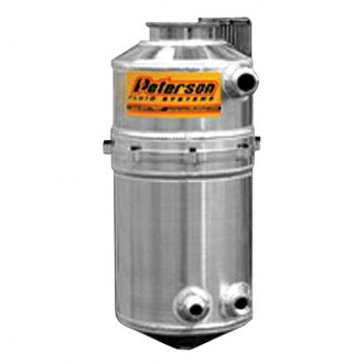 Peterson Fluid Systems® - Single Drag Tank Single Return
