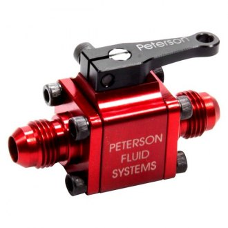 Peterson Fluid Systems® - Inline Ball Valve