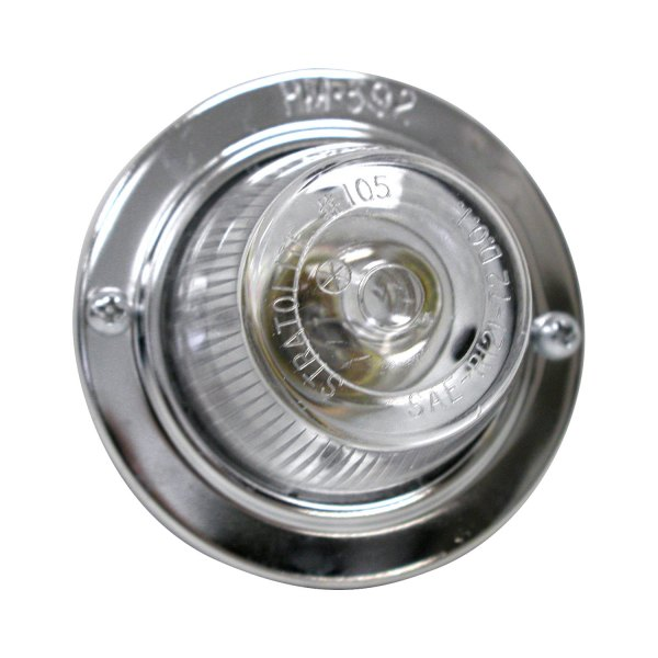 "Peterson® - 392 Series 3"" Round Crystal LED Backup Light"