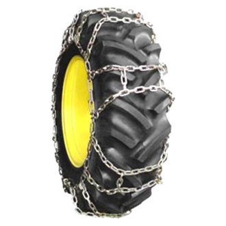 Pewag® - Glacier™ Square Link H Pattern Tractor Traction Chain