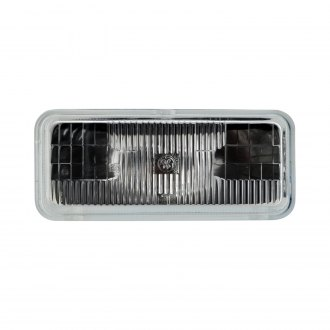 Philips® - 2.8x5.5 Rectangular Chrome Factory Style Sealed Beam Headlight
