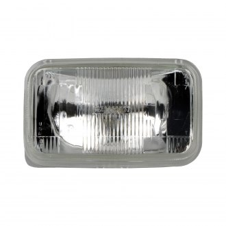 Philips® - 92x150mm Rectangular Chrome Factory Style Sealed Beam Headlight