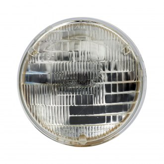 "Philips® - 5 3/4"" Round Chrome Factory Style Sealed Beam Headlight"