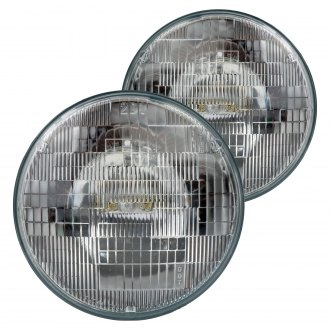 Philips® - Round Factory Style Sealed Beam Headlights