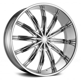 PHINO® - PW-28 GENEVA 12 Chrome