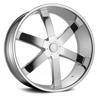 PHINO® - PW-58 SIXER Chrome