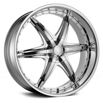 PHINO® - PW-78 BASSLINE Chrome