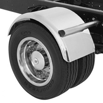 Phoenix USA® - Rear Half Fenders