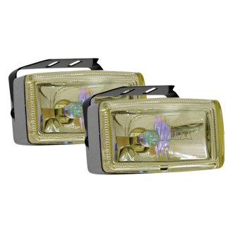 "PIAA® - 2000 Series Ion 3-5/16""x1-7/8"" Rectangular Yellow Fog Lights"