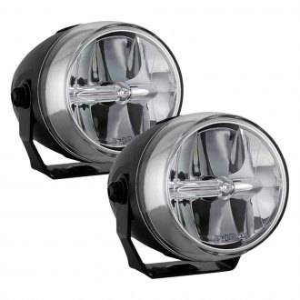 "PIAA® - LP-270 SAE 2.75"" 9.3W Round LED Lights"