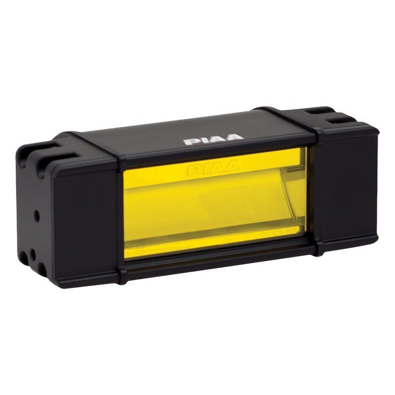 "PIAA® 22-07206 - RF-Series 6"" 17W Fog Beam Yellow LED Light Bar"
