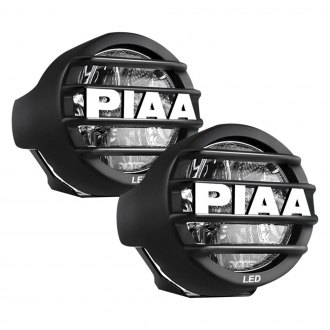 "PIAA® - LP-530 SAE/DOT 3.5"" 2x6W Round Driving Beam LED Lights"