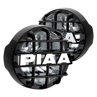 "PIAA® - 510 Series Xtreme 4"" Round White Fog Lights"