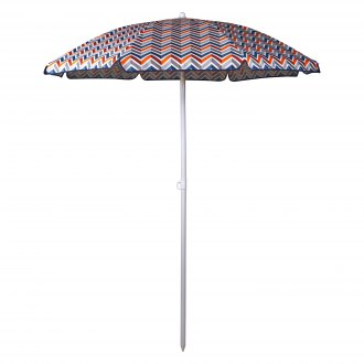 Picnic Time® - 5.5 Portable Beach Umbrella
