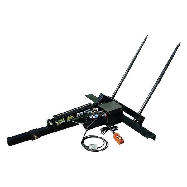 pierce abs1k hydraulic double spear hay bale spike rh carid com