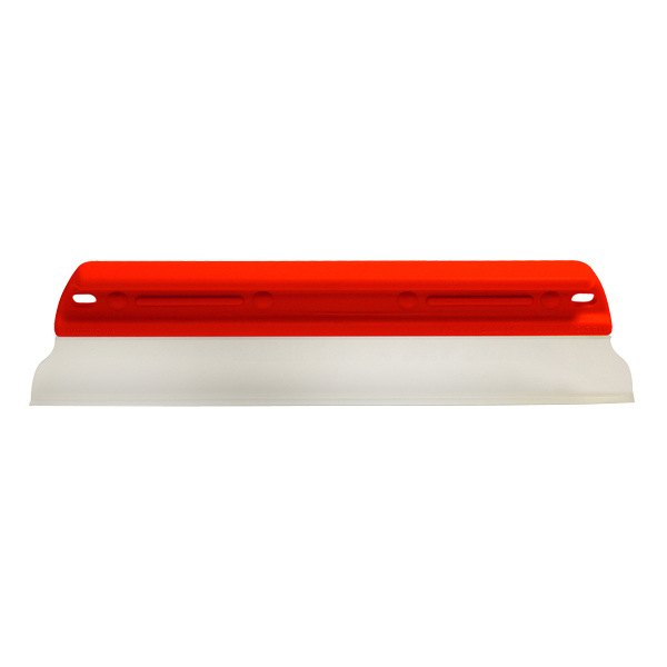 "Pilot® - 11"" Soft N Dry Neon Red Water Blade"