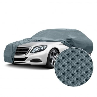 Pilot® - Gray Tri-Tech Triple Layer Car Cover