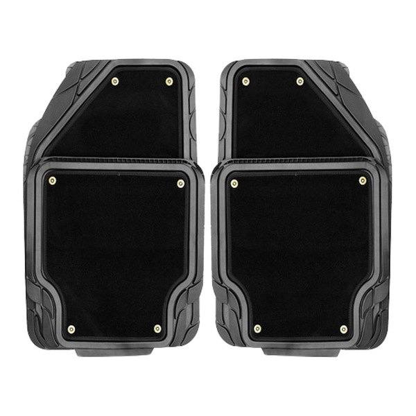 Pilot® - Platinum 2-in-1 Combo Floor Mats