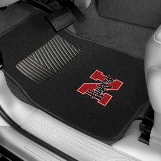 Pilot® - Collegiate Floor Mats with Nebraska Logo