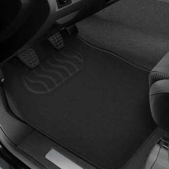 Pilot® - Carpet Floor Mats with Rubber Heel Pad