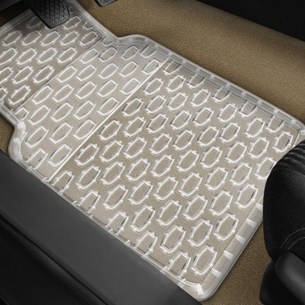 Pilot® - All Weather Clear Floor Mat