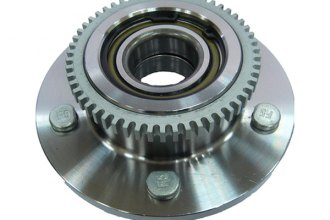Pilot® - Front Axle Bearing and Hub Assembly